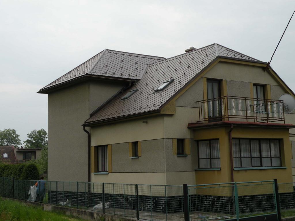 Eternit Dacora – Pokrývačské práce Střechy Matějka