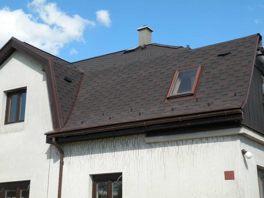 Katepal šindel – Pokrývačské práce Střechy Matějka