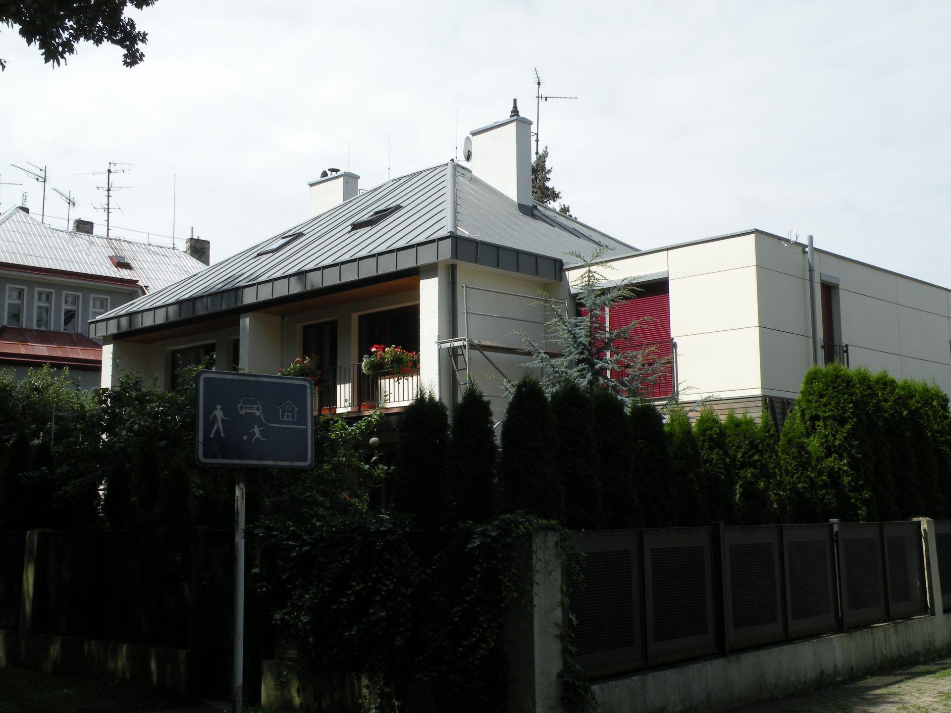 Reference – Střechy Matějka