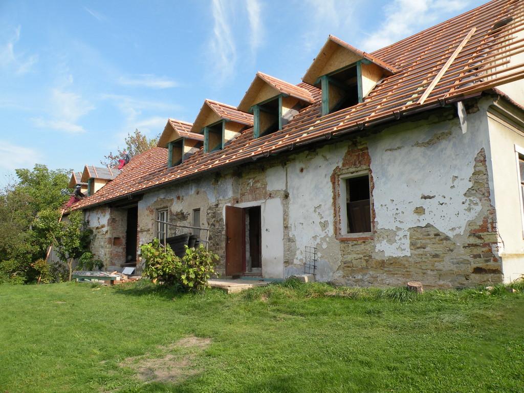 Rekonstrukce RD – Střechy Matějka